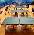 Първи Международен турнир по тенис на маса